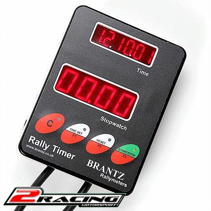 Brantz hodiny + stopky  BR32+