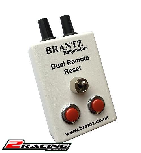 Brantz kabelový dálkový reset Box  BR44DR