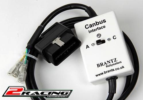 Brantz snímač zapojitelný na sběrnici CAN  BR58