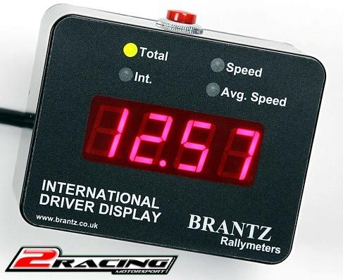Brantz Zobrazovací jednotka k tripmastru International 2'S' BR71