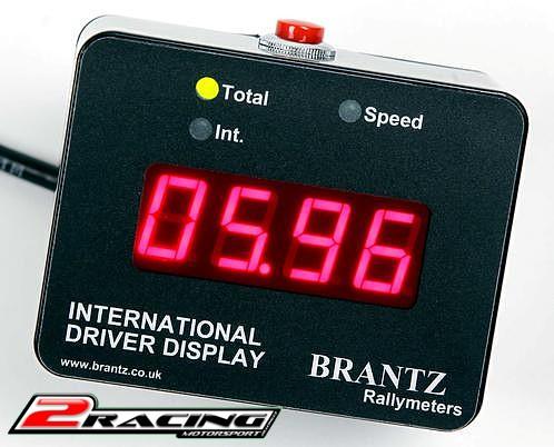 Brantz Zobrazovací jednotka k tripmastru International 3 BR81