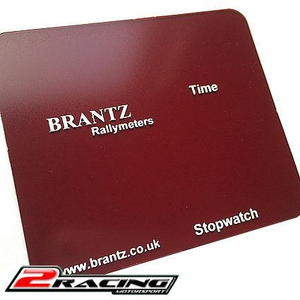 Brantz sklopná sluneční clona/noční filtr pro Rally TimerBrantz (BR32 +)  BRSS32