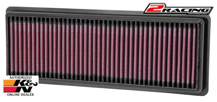KN vzduchový filtr Fiat 500 Abarth 1.4 benzín 2013-2014 KN 33-2487