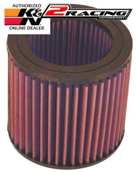 KN vzduchový filtr Saab 9-5 2.0 benzín 1997-2004 KN E-2455