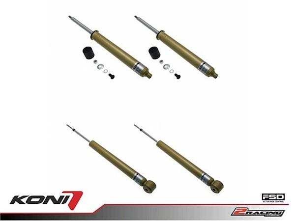 Tlumiče FSD Honda Civic (FD) 1.4i 06-12 - 2100-4062