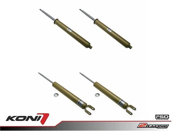 Tlumiče FSD Kia Sportage 3 2WD 10-16 - 2100-4132
