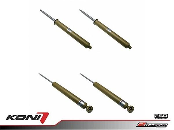 Tlumiče FSD Kia Sportage 3 4WD 10-16 - 2100-4133