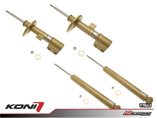 Tlumiče FSD Citroen C4 2.0 HDI 10-17 - 2100-4157