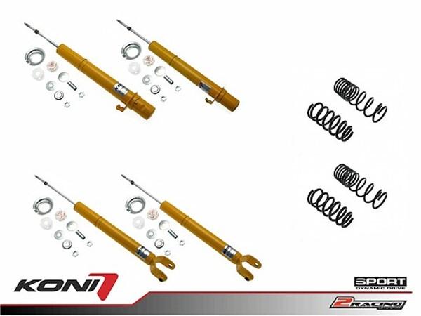 Sportovní podvozek Honda Accord sedan 2.0i 08-14 - 1140-0231 (4tlumiče+pružiny -35/-35mm)