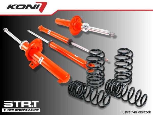 Sportovní podvozek Fiat Grande Punto Evo 09/05-14 - 1120-1311 (4tlumiče+pružiny -30/-30mm)