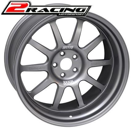 """Závodní Alu disk Braid Forged GT 4,5 až 15x15"""" ET (-100 až +100)"""