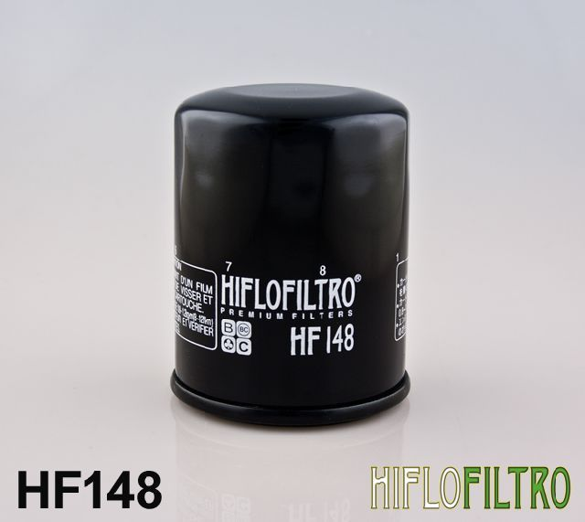 7c9f2ad3c32 Olejový filtr HiFlo Mercury / Mariner lodní motor FourStroke 60 EFI (4  cyl)ALL rok HF148